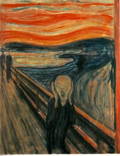 Edward Munch: The Scream