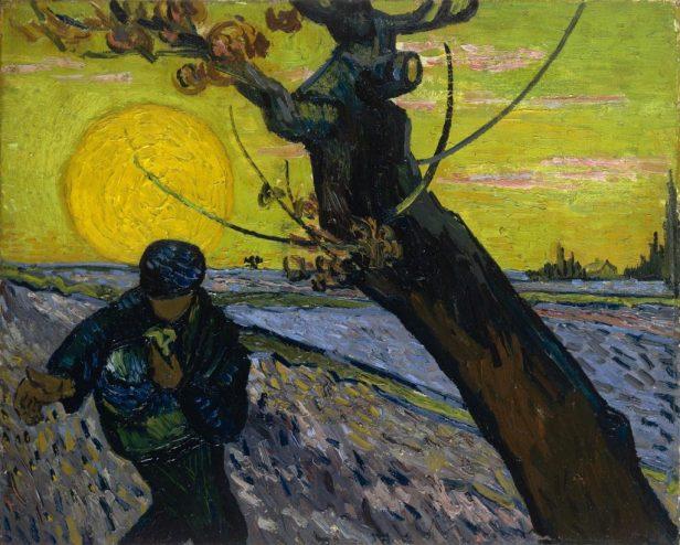 de Zaaier by Van Gogh