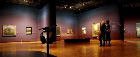 first floor Dreams of Nature in Van Gogh museum